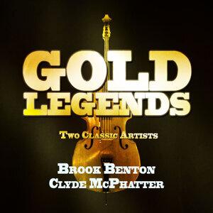 Brook Benton Clyde McPhatter 歌手頭像