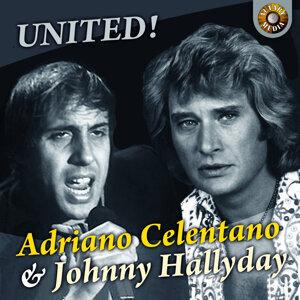 Adriano Celentano|Johnny Hallyday アーティスト写真