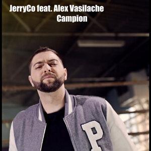 JerryCo feat. Alex Vasilache アーティスト写真