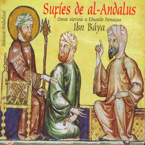 Ibn Báya, Omar Metioui, Eduardo Paniagua アーティスト写真