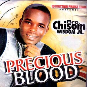 Bro. Chisom Wisdom M. アーティスト写真