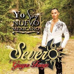Severo y Grupo Fuego アーティスト写真