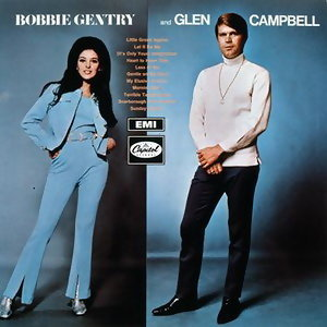 Bobbie Gentry And Glen Campbell アーティスト写真