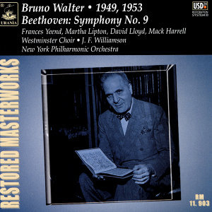 Bruno Walter| John Finley Williamson 歌手頭像