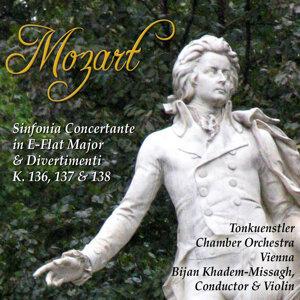 Bijan Khadem-Missagh & Tonkuenstler Chamber Orchestra Vienna 歌手頭像