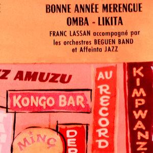 Franck Lassan et les Orchestres Beguen Band et Affeinta Jazz アーティスト写真