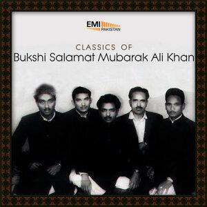 Bukhshi Salamat Mubarak Ali Khan 歌手頭像