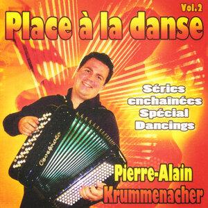 Pierre-Alain Krummenacher 歌手頭像
