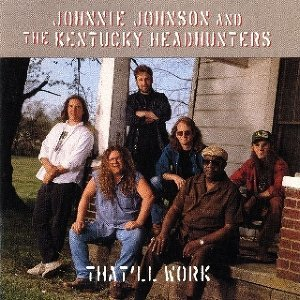 Johnnie Johnson and the Kentucky Headhunters アーティスト写真