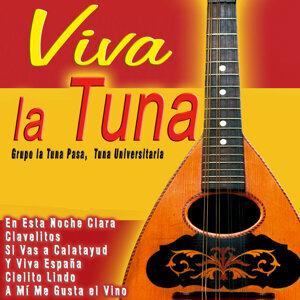 Grupo la Tuna Pasa|Tuna Universitaria アーティスト写真