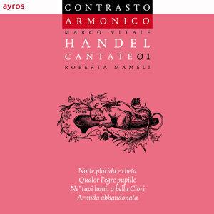 Roberta Mameli / Contrasto Armonico 歌手頭像