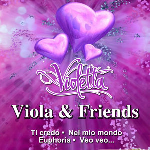 Viola & Friends アーティスト写真