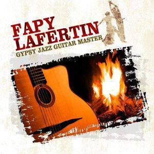 Fapy Lafertin Quartet アーティスト写真