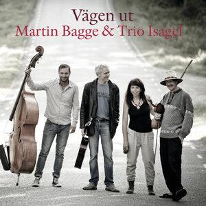 Martin Bagge & Trio Isagel アーティスト写真