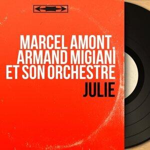 Marcel Amont, Armand Migiani et son orchestre アーティスト写真