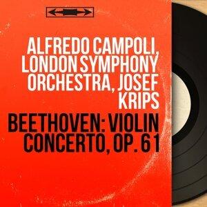 Alfredo Campoli, London Symphony Orchestra, Josef Krips 歌手頭像