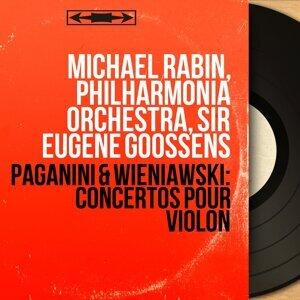 Michael Rabin, Philharmonia Orchestra, Sir Eugene Goossens 歌手頭像
