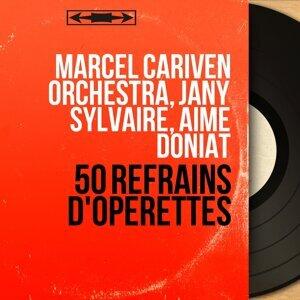 Marcel Cariven Orchestra, Jany Sylvaire, Aimé Doniat 歌手頭像