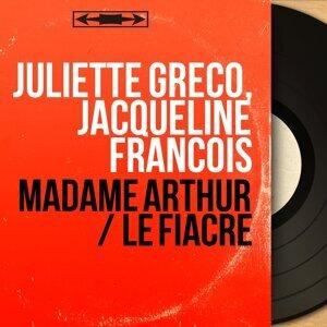 Juliette Gréco, Jacqueline François アーティスト写真