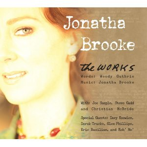 Jonatha Brooke 歌手頭像