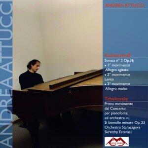 Andrea Attucci 歌手頭像