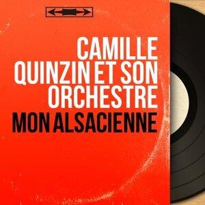 Camille Quinzin et son orchestre アーティスト写真
