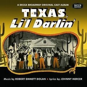 Texas, Li'l Darlin' / You Can't Run Away From It 歌手頭像