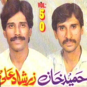 Zarshad Ali, Hameed Khan 歌手頭像