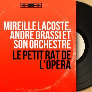 Mireille Lacoste, André Grassi et son orchestre アーティスト写真