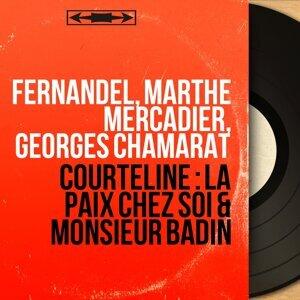 Fernandel, Marthe Mercadier, Georges Chamarat 歌手頭像