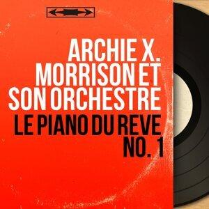 Archie X. Morrison et son orchestre アーティスト写真