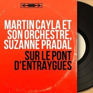 Martin Cayla et son orchestre, Suzanne Pradal 歌手頭像