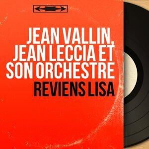 Jean Vallin, Jean Leccia et son orchestre アーティスト写真