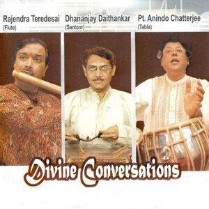 Rajendra Teredasai, Dhananjay Daithankan, Pt. Anindo Chatterjee アーティスト写真