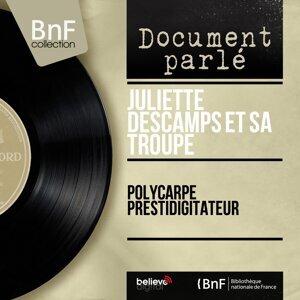 Juliette Descamps et sa troupe アーティスト写真