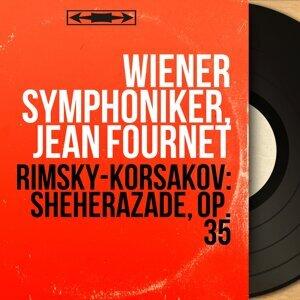 Wiener Symphoniker, Jean Fournet 歌手頭像