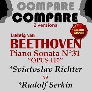 Sviatoslav Richter, Rudolf Serkin 歌手頭像