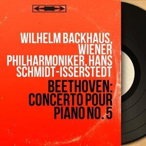 Wilhelm Backhaus, Wiener Philharmoniker, Hans Schmidt-Isserstedt アーティスト写真