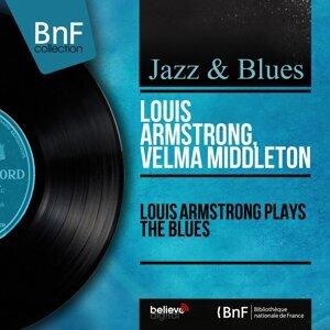 Louis Armstrong, Velma Middleton 歌手頭像