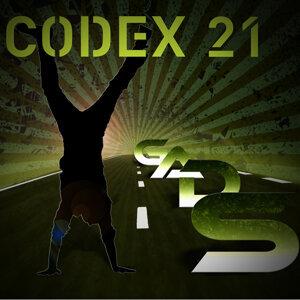 Codex21 歌手頭像