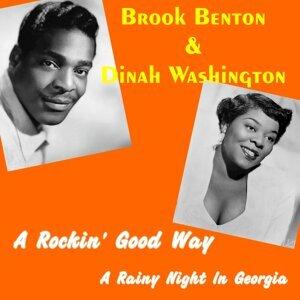 Dinah Washington, Brook Benton 歌手頭像
