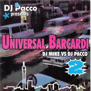 DJ Mike vs DJ Pacco アーティスト写真