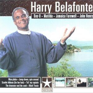 Harry Belafonte (哈利貝拉方提) 歌手頭像