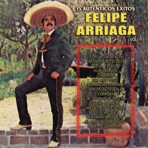 Felipe Arriaga 歌手頭像