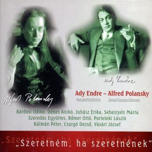 Ady Endre / Alfred Polansky アーティスト写真