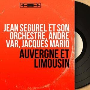 Jean Ségurel et son orchestre, André Var, Jacques Mario 歌手頭像