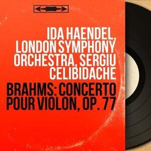 Ida Haendel, London Symphony Orchestra, Sergiu Celibidache 歌手頭像