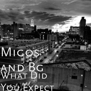 Migos and Bg アーティスト写真