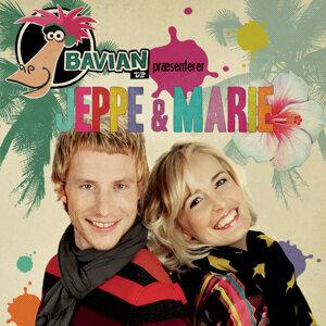 Jeppe og Marie 歌手頭像