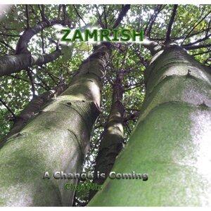 Zamrish アーティスト写真